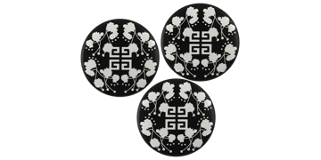 Badges Boutons 38 mm, rond